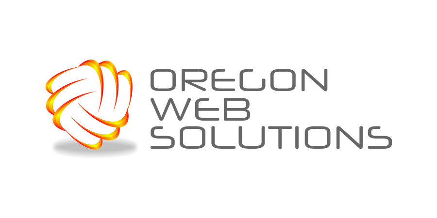 a picture of oregon web solutions logo